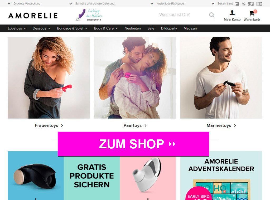 Amorelie.de Online Shop