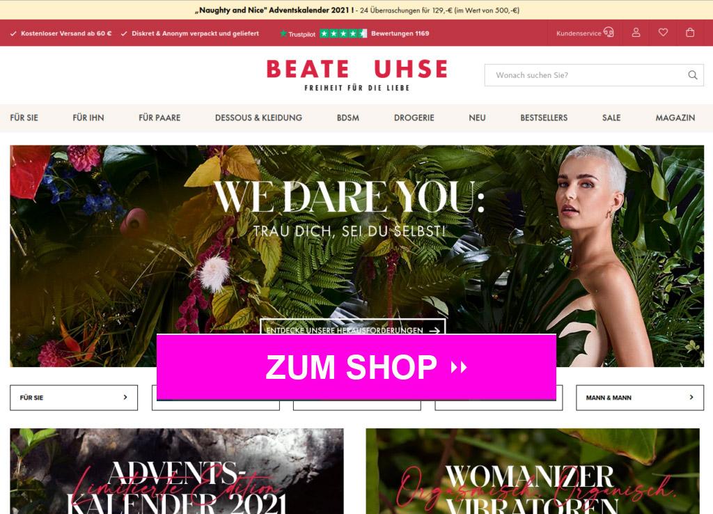 Beate-uhse.com Online Shop